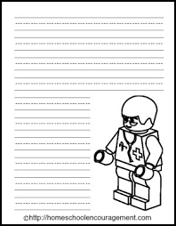 lego writing paper printable doctor pages  lego printables
