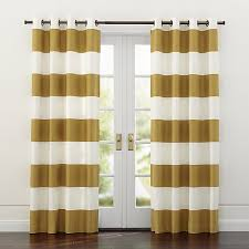 black cream and gold striped curtains best curtains 2017