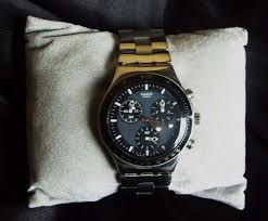 men s watches swatch irony cronograph 4 jewels mens stainlees men s watches swatch irony cronograph 4 jewels mens stainlees steel watch swiss made was for r500 00 on 15 apr at 15 09 by ptacoinscollectables in
