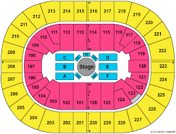 Palace Of Auburn Hills Seating Chart Disney On Ice