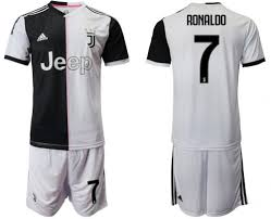 Cristiano Shorts And Youth 2019 7 Soccer Juventus Jersey Ronaldo Home