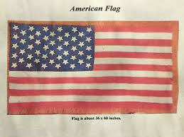 American Flag Crochet Pattern Awesome American Flag Afghan Throw Crochet Pattern EBay