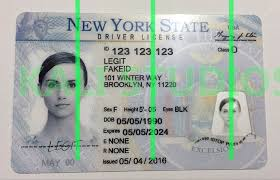 Fake New York Cards Legitfakeid Ids Id Scannable