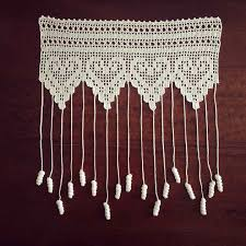 Free Crochet Curtain Patterns Awesome Design Inspiration