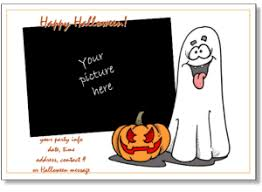 Pumpkin Invitations Template Printable Halloween Party Invitation Templates Halloween Cards To