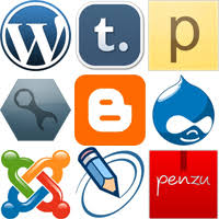 Different Blogging platforms