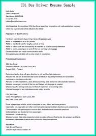 Truck Driver Resume Objective Stunning Truck Driver Resume