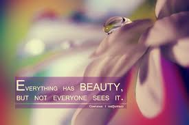 Everything Has Beauty Quotes Best Of Confucius Everything Has Beauty Quote