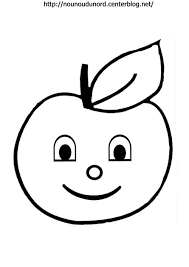 Dessin Pomme Cannelle