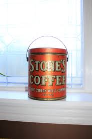 There are 10541 stone coffee table for sale on etsy, and they cost 786,18 $ on average. Vintage Stone S Coffee Tin Large 5 Lb Size Duluth Mn 1920s
