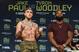 Jake Paul vs. Tyron Woodley: Fight Odds ...