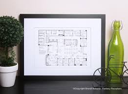 roger sterling office art. Fantasy Floorplan™ For Mad Men/Offices Of Sterling Cooper Draper - 23rd Floor Roger Office Art D