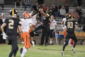 Friday Night Lights Slo San Luis Obispos Landon Nelson Voted Player Of The Week