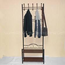 Coat And Bag Rack Inspiration China Living Room Furniture Metal Bag Clothes Garment Coat Hanger