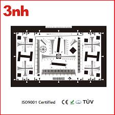 Digital Camera Iso 12233 Resolution Test Chart Nq 10 400a