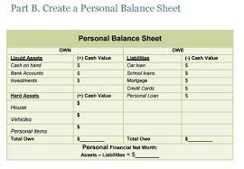 15 Personal Balance Sheet Examples Payroll Slip