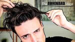 Growing Out Hair Style growing out your hair how to deal with the awkward stage youtube 4793 by stevesalt.us