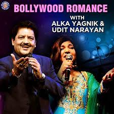 Amazon.com: Bollywood Romance With Alka Yagnik & Udit Narayan: Alka Yagnik, Udit  Narayan: MP3 Downloads