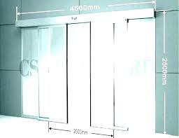 standard sliding glass door size standard sliding door widths sliding glass door width standard sliding glass