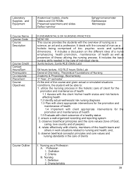 Bs Nursing Ched Cmo 14