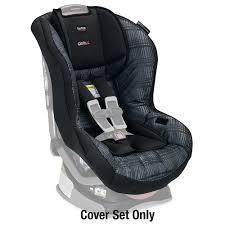 britax marathon g4 1 convertible car seat cover set domino en little en little