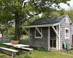 Tiny Shed Turned Guest House