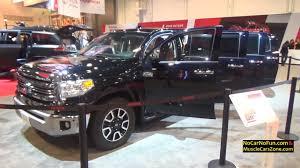 2016 Toyota Tundra Custom Edition at 2015 Sema Motor Show! - YouTube