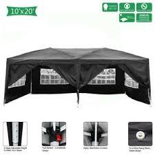 10 x 20 ez pop up canopy tent patio