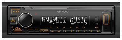 <b>Автомагнитола KENWOOD KMM</b>-<b>105AY</b> — купить по выгодной ...