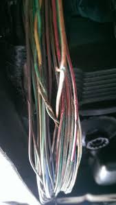 wiring looms mick johns garage services wiring loom repair 2