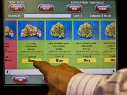 Zazzz Vending Machine Simple ZaZZZ Vending Machines Dispense Marijuana American News