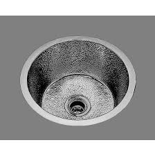 undermount bar sink. AN - Large Round Prep/Bar Sink. Hammertone Pattern, Undermount \u0026 Drop In Bar Sink R