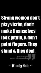 Victim Quotes