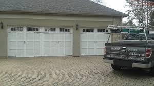 BROOKS DOORS LLC Garage Door Company St Louis  St Charles MO - Exterior doors st louis