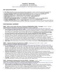 Federal Resume Service Resume Templates