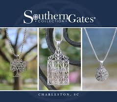 southern gates in our hometown of charleston sc southern gates pendants southern simply southern and gate