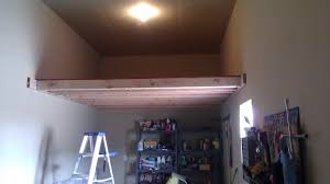 Loft Storage Modren Garage Storage Loft Ideas Space For Awesome With Design