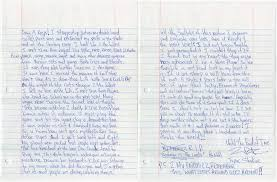 lot detail tupac shakur four page handwritten and signed essay  lot detail tupac shakur four page handwritten and signed essay to black american youth written from prison original envelope is thug life dead