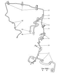 2004 jeep grand cherokee brake lines hoses front diagram 00i76087
