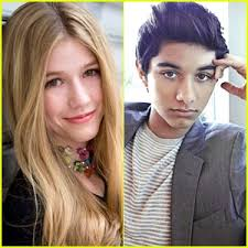 Mark Indelicato & Katherine McNamara Join 'Madison High'. Meet Katherine McNamara and Mark Indelicato — the newest cast members of Madison High! - mark-katherine-madison-high