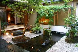 Best Japanese Style in Modern Small Home Designs : Charming Japanese Home  Decor Ideas With Indoor
