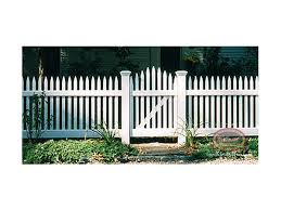 wood picket fence gate. Open-Spaced Picket - Wood Fence Gate