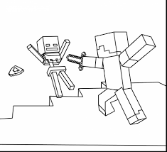 Small Picture great minecraft sword coloring pages with printable minecraft
