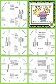 Cootie Catcher Template For Microsoft Word Fresh Science Cootie ...