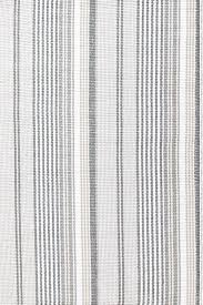 gradation ticking woven cotton rugs