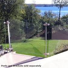 glass decking panels. Perfect Glass Glass Panel By InvisiRail For Decking Panels H