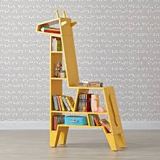 giraffe furniture. Cute Yellow Giraffe Bookcase To Decorate Your Kids Bedroom. #casegoodsforkids #kidsdesign #kidsroom Find More Inspirations At Www.circu.net Furniture F