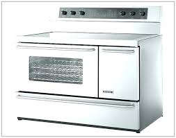 oven problems microwave convection repair kitchenaid gas range stove meat probe problem