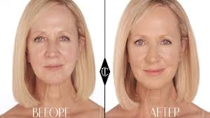 how to apply eye makeup for 50 year old woman