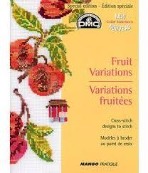 Colour Variations Charts Fruit